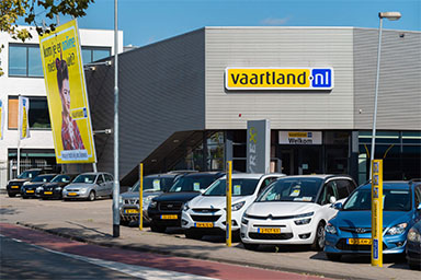 Vaartland.nl vestiging Breda