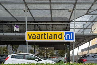Vaartland.nl vestiging Zwolle