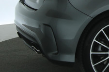 achterbumper rechts - lichte gebruikskrasjes