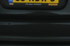 parkeersensoren  achter