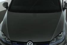 motorkap - lichte steenslag