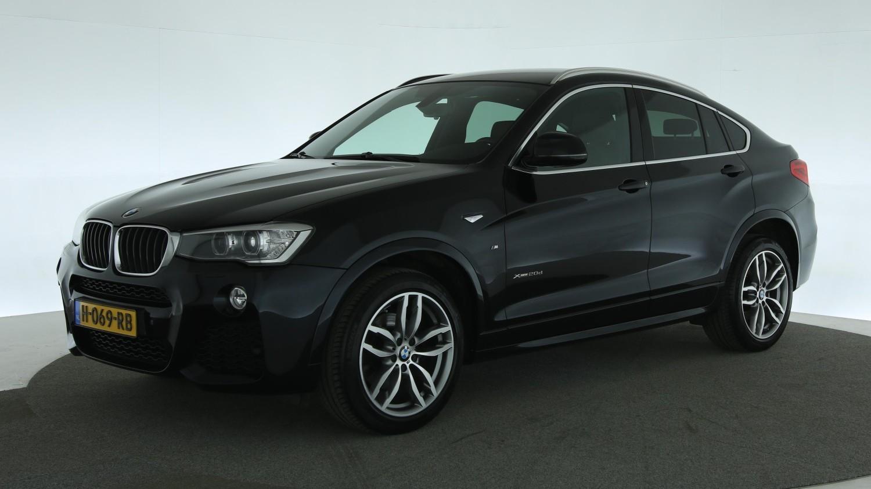 BMW X4 SUV / Terreinwagen 2015 H-069-RB 1