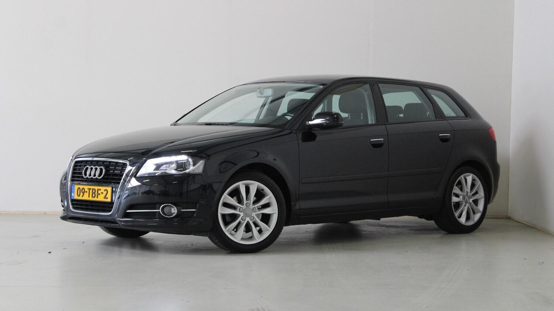 Audi A3 Hatchback 2012 09-TBF-2 1