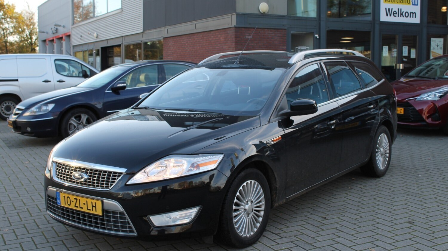 Ford Mondeo Station 2008 10-ZL-LH 1