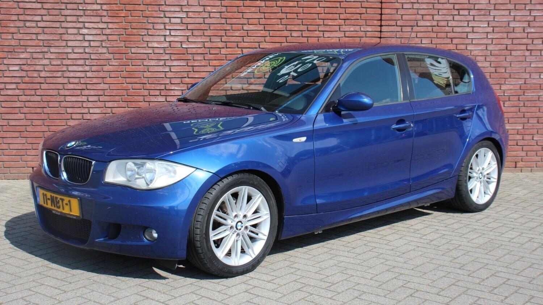 BMW 1-serie Hatchback 2006 11-NBT-1 1