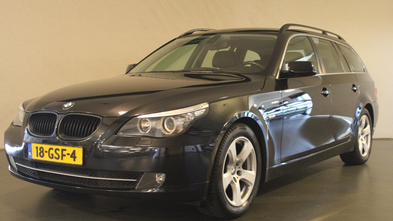 BMW 5-serie Station 2008 18-GSF-4 1