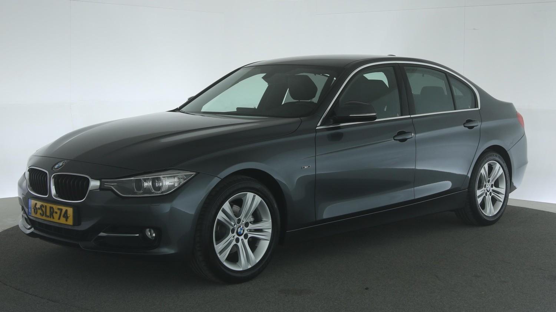 BMW 3-serie Sedan 2013 6-SLR-74 1