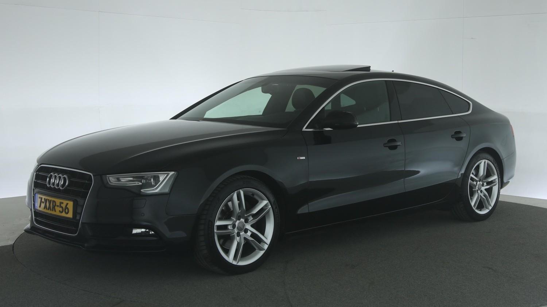 Audi A5 Hatchback 2012 7-XXR-56 1