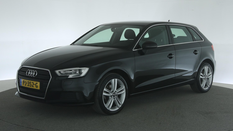 Audi A3 Hatchback 2017 PJ-352-G 1