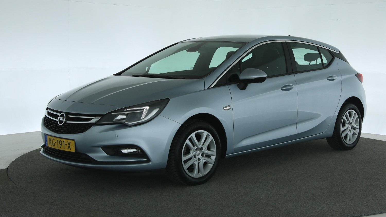 Opel Astra Hatchback 2016 KG-191-X 1
