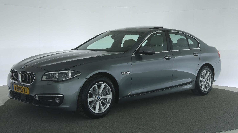 BMW 5-serie Sedan 2013 1-SHG-21 1