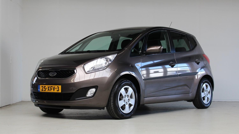 Kia Venga Hatchback 2012 25-XFV-3 1