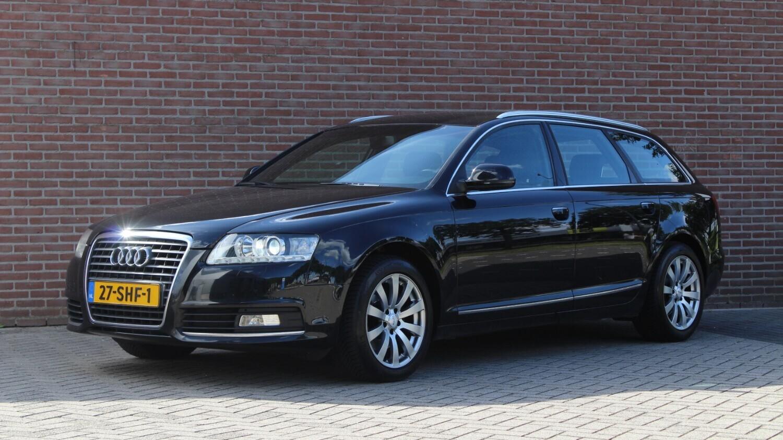 Audi A6 Station 2011 27-SHF-1 1
