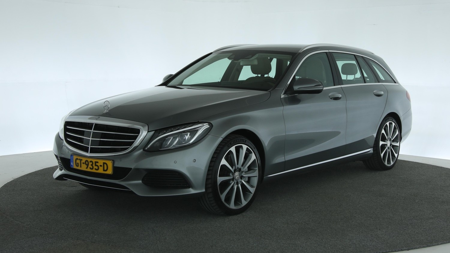Mercedes-Benz C-klasse Station 2015 GT-935-D 1