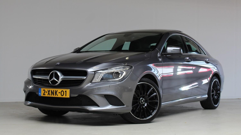 Mercedes-Benz CLA-klasse Sedan 2014 2-XNK-01 1