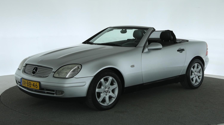 Mercedes-Benz SLK-Klasse Cabriolet 1999 XR-BB-46 1