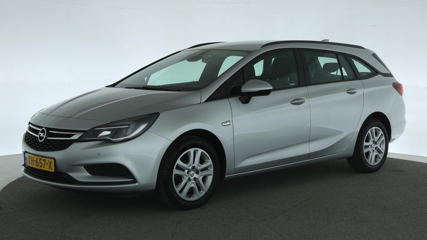 Opel Astra Station 2018 TH-657-X 1