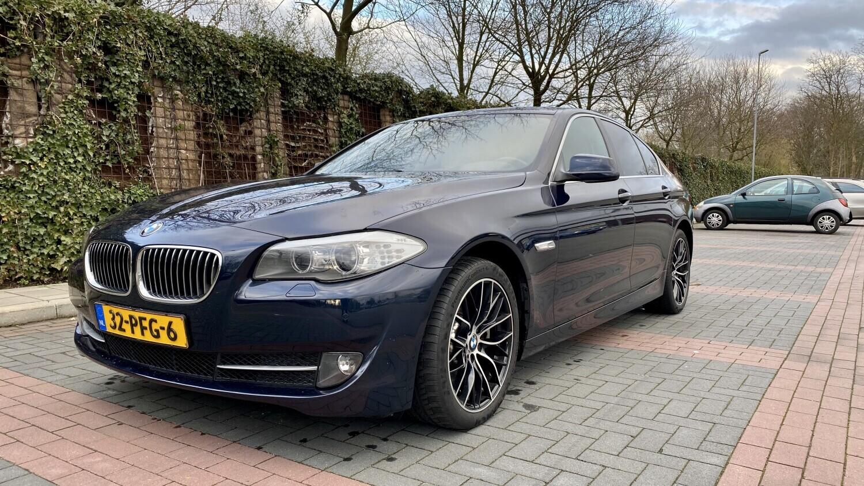 BMW 5-serie Sedan 2011 32-PFG-6 1
