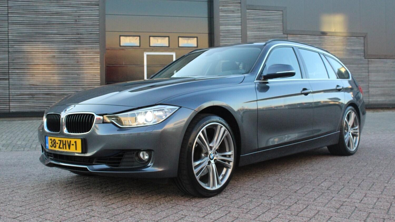 BMW 3-serie Station 2012 38-ZHV-1 1