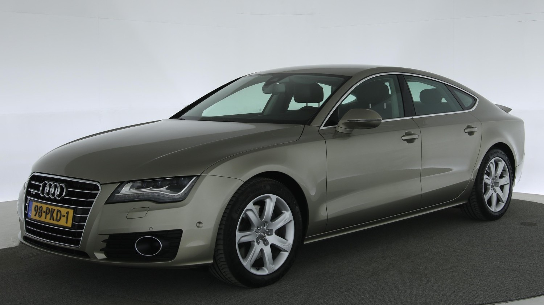 Audi A7 Hatchback 2011 98-PKD-1 1