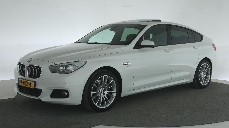 BMW 5-serie GT Hatchback 2012 9-KBZ-41 1