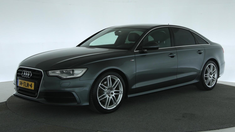 Audi A6 Sedan 2012 14-TLN-4 1