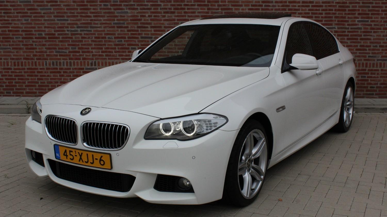 BMW 5-serie Sedan 2012 45-XJJ-6 1