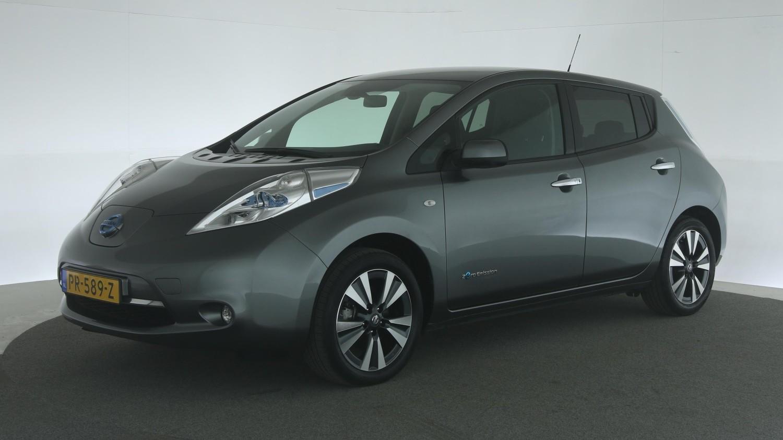 Nissan Leaf Hatchback 2017 PR-589-Z 1