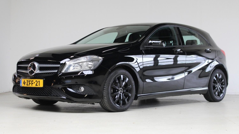 Mercedes-Benz A-klasse Hatchback 2015 4-ZFF-21 1