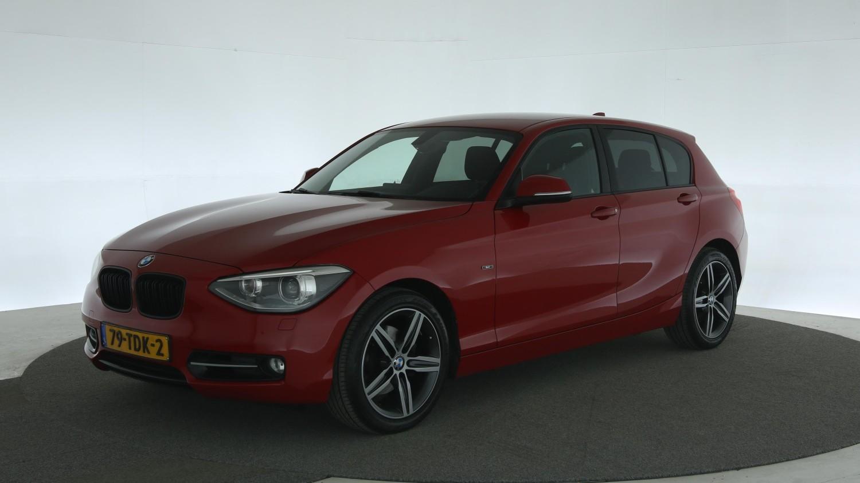 BMW 1-serie Hatchback 2012 79-TDK-2 1