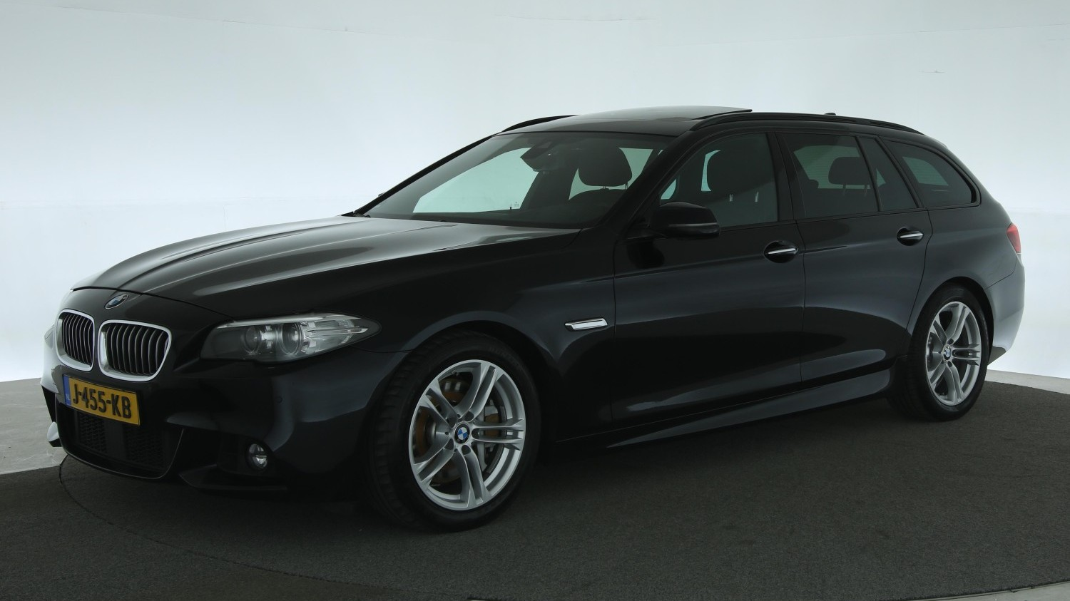 BMW 5-serie Station 2016 J-455-KB 1