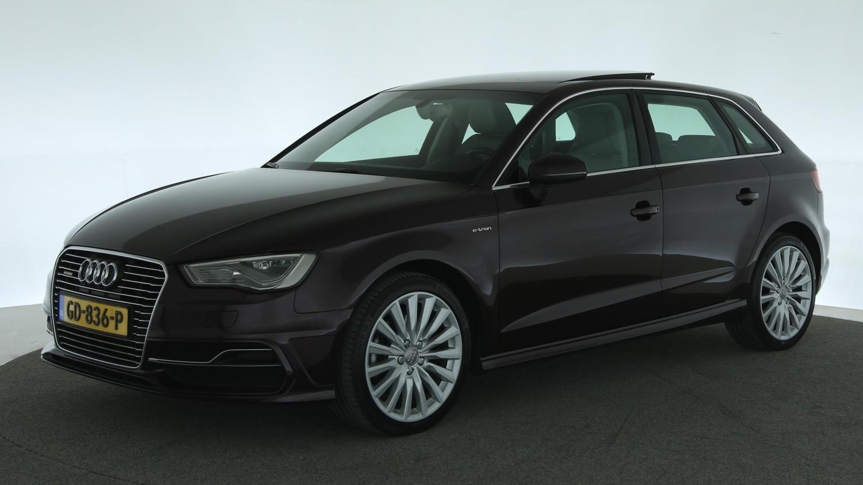 Audi A3 Hatchback 2015 GD-836-P 1