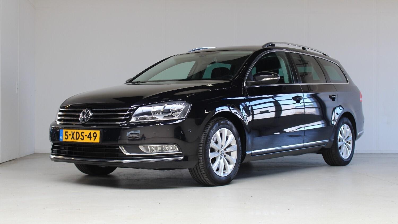 Volkswagen Passat Station 2014 5-XDS-49 1