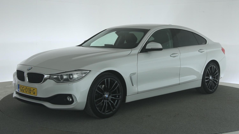 BMW 4-serie Hatchback 2015 GG-018-G 1