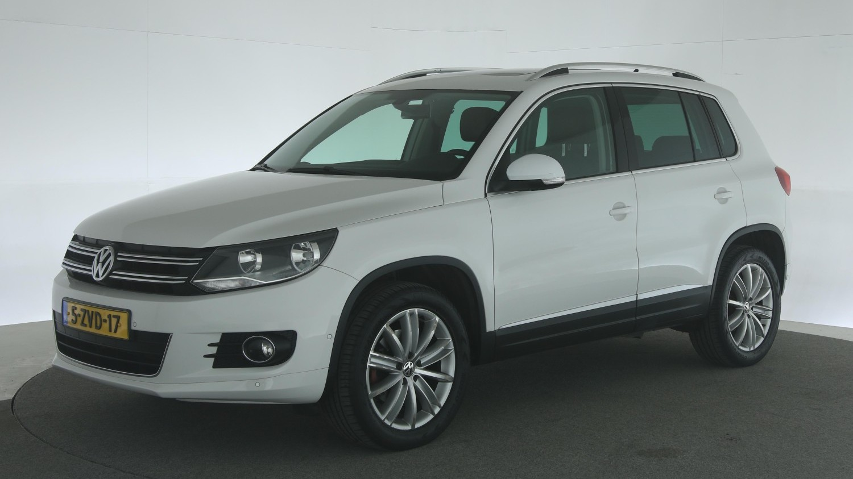 Volkswagen Tiguan SUV / Terreinwagen 2011 5-ZVD-17 1