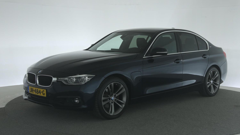 BMW 3-serie Sedan 2016 JH-484-G 1