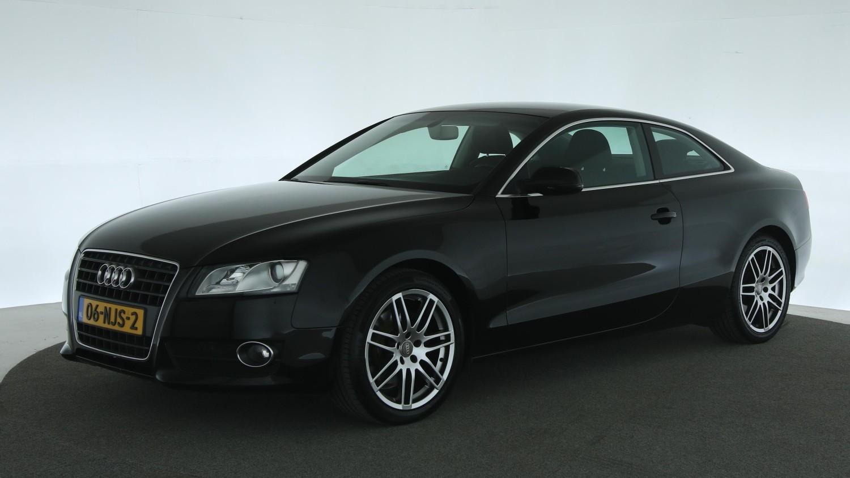 Audi A5 Coupé 2010 06-NJS-2 1