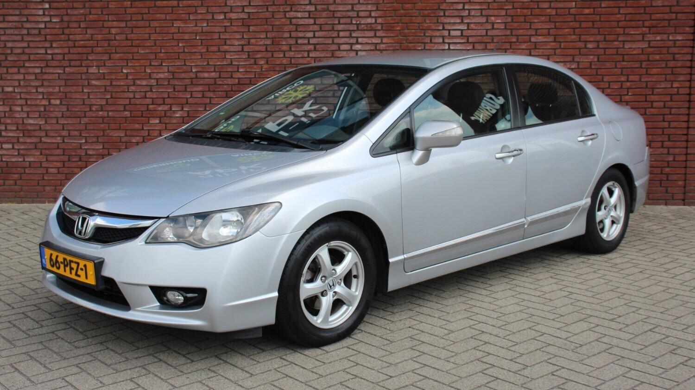 Honda Civic Sedan 2011 66-PFZ-1 1