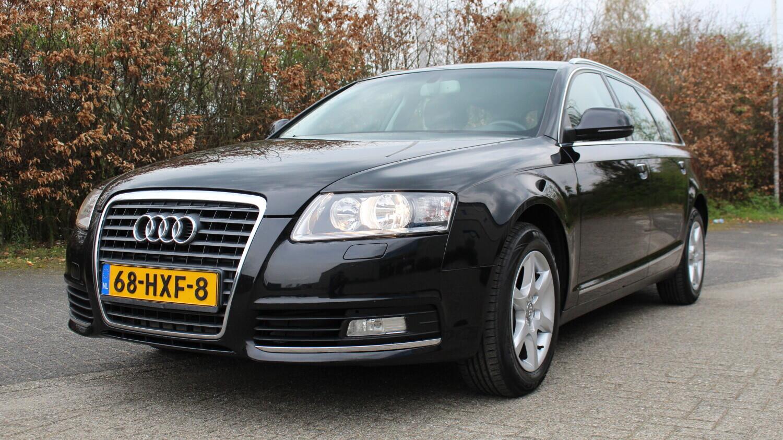 Audi A6 Station 2009 68-HXF-8 1