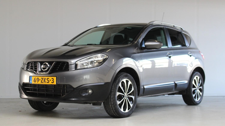 Nissan Qashqai Hatchback 2012 69-ZKS-3 1