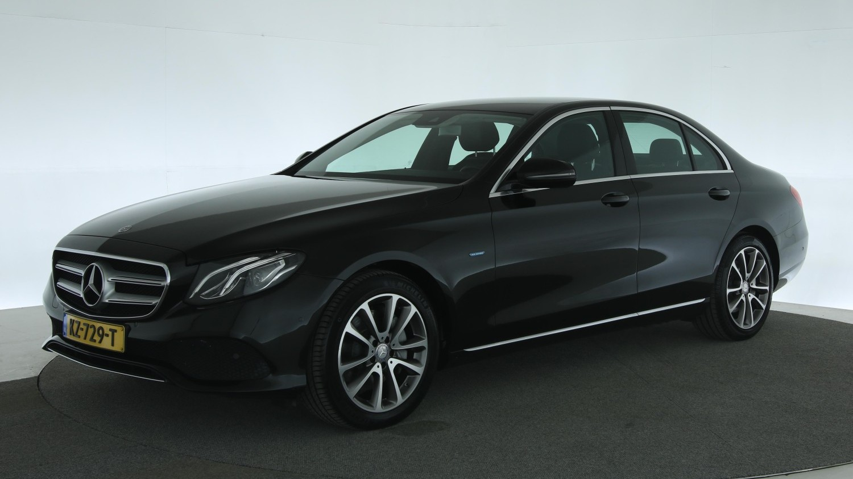 Mercedes-Benz E-Klasse Sedan 2016 KZ-729-T 1