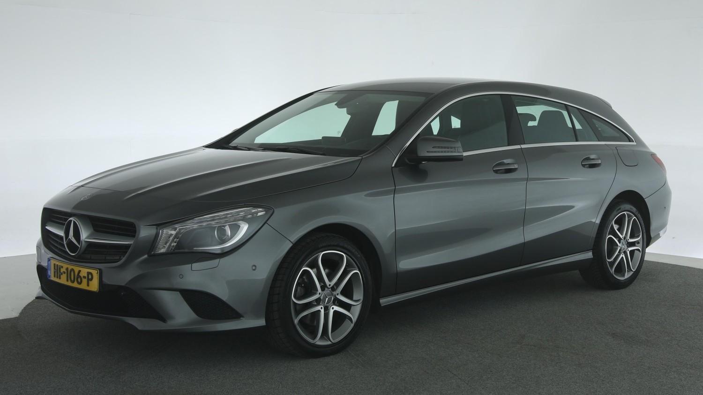 Mercedes-Benz CLA-klasse Station 2015 HF-106-P 1