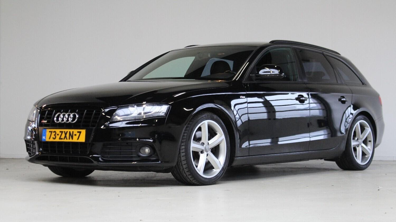 Audi A4 Station 2008 73-ZXN-7 1