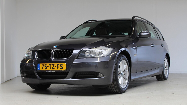 BMW 3-serie Station 2007 75-TZ-FS 1