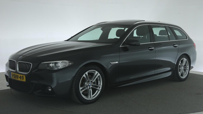 BMW 5-serie Station 2014 1-XHV-49 1