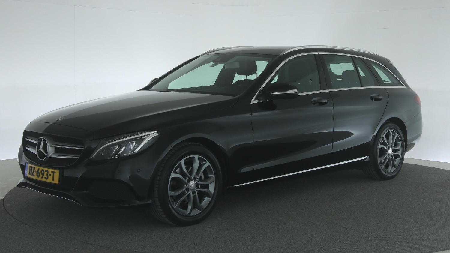 Mercedes-Benz C-klasse Station 2016 HZ-693-T 1