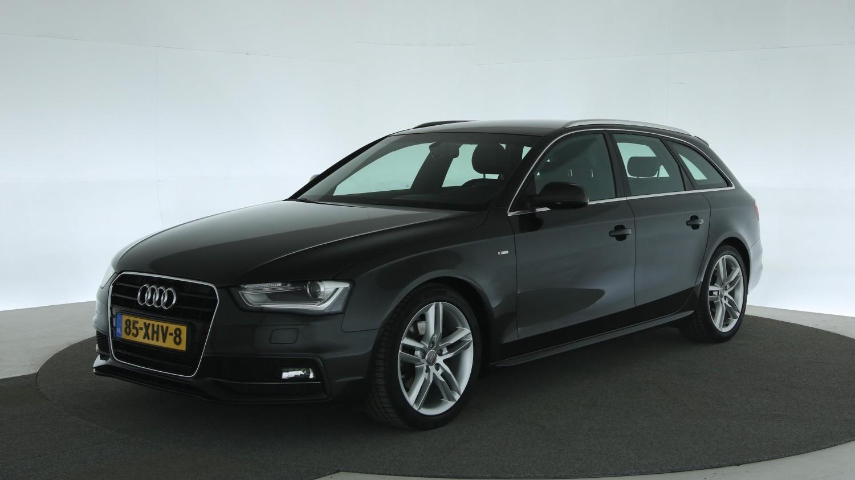 Audi A4 Station 2012 85-XHV-8 1