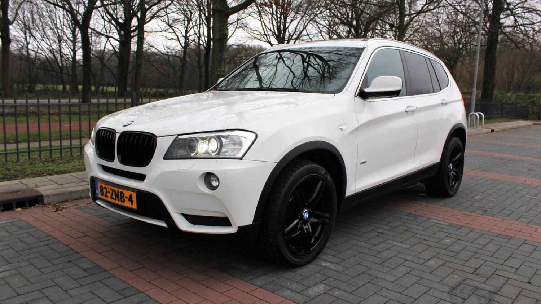 BMW X3 SUV / Terreinwagen 2013 82-ZNB-4 1