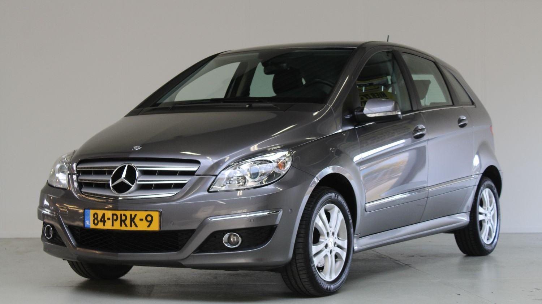 Mercedes-Benz B-klasse MPV 2011 84-PRK-9 1