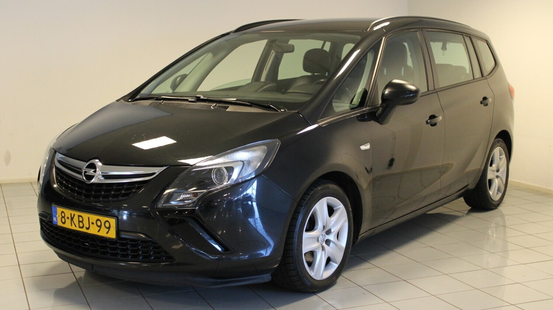 Opel Zafira MPV 2013 8-KBJ-99 1
